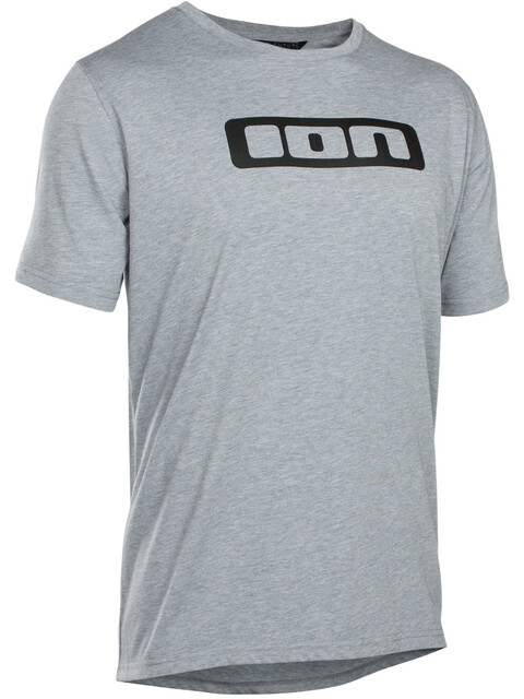 ION Seek DriRelease Tee SS Men grey melange